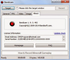 See Activate Serial Key On Bandicam - yellowpromo